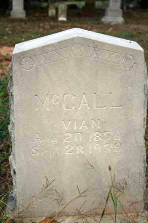 HONEYCUTT MCCALL, VIAN - Searcy County, Arkansas | VIAN HONEYCUTT MCCALL - Arkansas Gravestone Photos