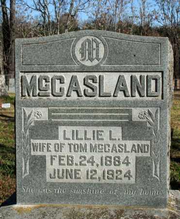 MCCASLAND, LILLIE L. - Searcy County, Arkansas | LILLIE L. MCCASLAND - Arkansas Gravestone Photos