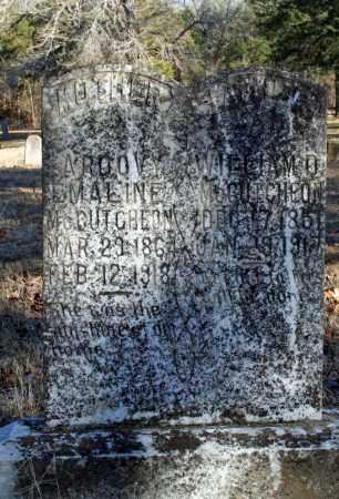 MCCUTCHEON, ANDOVY  EMALINE - Searcy County, Arkansas | ANDOVY  EMALINE MCCUTCHEON - Arkansas Gravestone Photos
