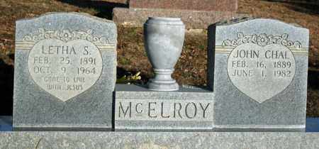 MCELROY, LETHA S. (DREWRY) - Searcy County, Arkansas | LETHA S. (DREWRY) MCELROY - Arkansas Gravestone Photos