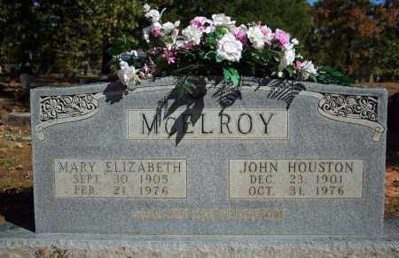 MCELROY, MARY ELIZABETH - Searcy County, Arkansas | MARY ELIZABETH MCELROY - Arkansas Gravestone Photos