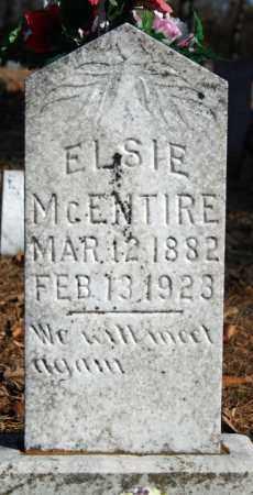 MCENTIRE, ELSIE - Searcy County, Arkansas   ELSIE MCENTIRE - Arkansas Gravestone Photos