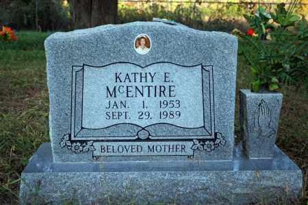 MCENTIRE, KATHY E. - Searcy County, Arkansas   KATHY E. MCENTIRE - Arkansas Gravestone Photos