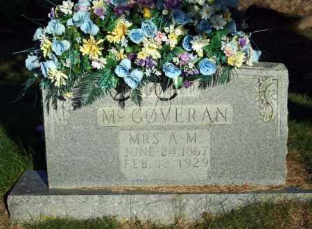 MCGOVERAN, AMANDA M. (WEST) - Searcy County, Arkansas | AMANDA M. (WEST) MCGOVERAN - Arkansas Gravestone Photos