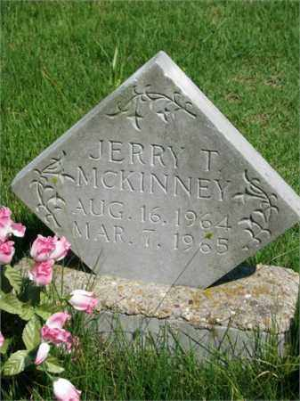 MCKINNEY, JERRY T. - Searcy County, Arkansas   JERRY T. MCKINNEY - Arkansas Gravestone Photos