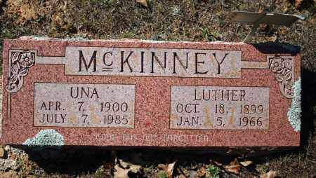 MCKINNEY, LUTHER - Searcy County, Arkansas | LUTHER MCKINNEY - Arkansas Gravestone Photos