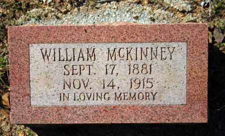 MCKINNEY, WILLIAM - Searcy County, Arkansas | WILLIAM MCKINNEY - Arkansas Gravestone Photos