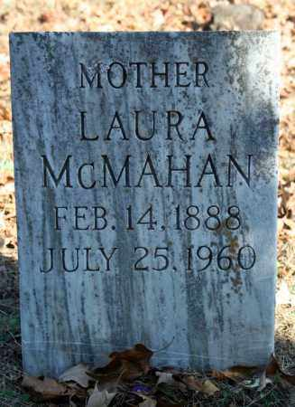 MCMAHAN, LAURA - Searcy County, Arkansas | LAURA MCMAHAN - Arkansas Gravestone Photos