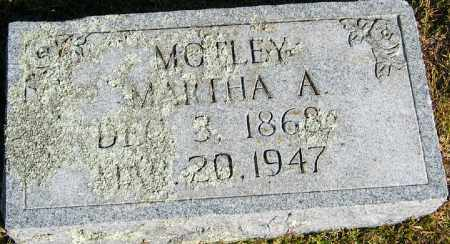 MOTLEY, MARTHA ANN ELIZABETH - Searcy County, Arkansas   MARTHA ANN ELIZABETH MOTLEY - Arkansas Gravestone Photos