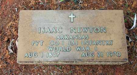 NEWTON (VETERAN WWI), ISAAC NEWTON - Searcy County, Arkansas | ISAAC NEWTON NEWTON (VETERAN WWI) - Arkansas Gravestone Photos
