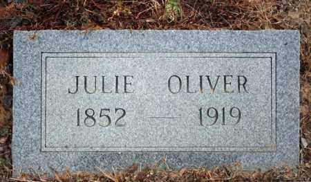 OLIVER, JULIE - Searcy County, Arkansas   JULIE OLIVER - Arkansas Gravestone Photos