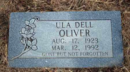 OLIVER, ULA DELL - Searcy County, Arkansas | ULA DELL OLIVER - Arkansas Gravestone Photos