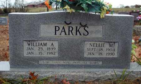 DUNCAN PARKS, NELLIE M. - Searcy County, Arkansas | NELLIE M. DUNCAN PARKS - Arkansas Gravestone Photos