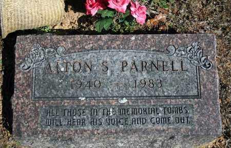 PARNELL, ALTON S. - Searcy County, Arkansas | ALTON S. PARNELL - Arkansas Gravestone Photos