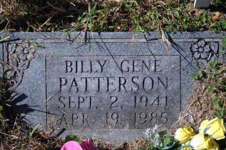 PATTERSON, BILLY GENE - Searcy County, Arkansas | BILLY GENE PATTERSON - Arkansas Gravestone Photos