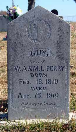 PERRY, GUY - Searcy County, Arkansas | GUY PERRY - Arkansas Gravestone Photos