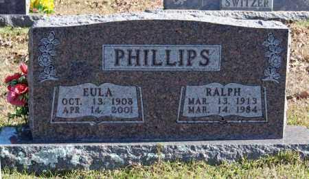 PHILLIPS, EULA - Searcy County, Arkansas | EULA PHILLIPS - Arkansas Gravestone Photos