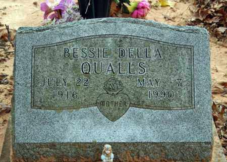 HALSTED QUALLS, BESSIE DELLA - Searcy County, Arkansas   BESSIE DELLA HALSTED QUALLS - Arkansas Gravestone Photos