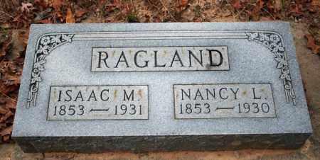 RAGLAND, ISAAC M. - Searcy County, Arkansas | ISAAC M. RAGLAND - Arkansas Gravestone Photos
