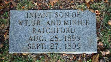 RATCHFORD, INFANT SON 2 - Searcy County, Arkansas | INFANT SON 2 RATCHFORD - Arkansas Gravestone Photos