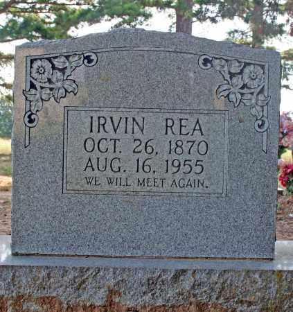 REA, IRVIN - Searcy County, Arkansas | IRVIN REA - Arkansas Gravestone Photos