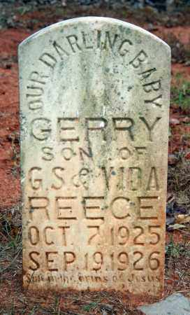 REECE, GERRY - Searcy County, Arkansas | GERRY REECE - Arkansas Gravestone Photos