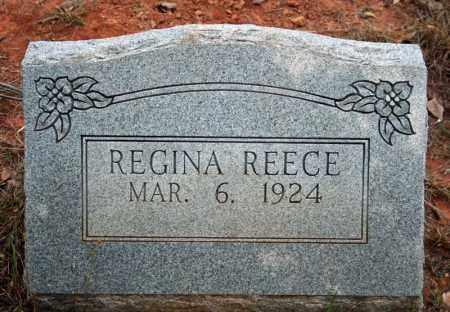 REECE, REGINA - Searcy County, Arkansas   REGINA REECE - Arkansas Gravestone Photos