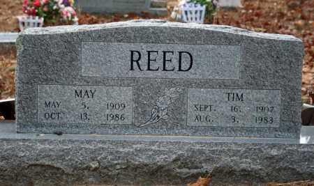 REED, MAY - Searcy County, Arkansas | MAY REED - Arkansas Gravestone Photos
