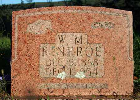 RENFROE, W.M. - Searcy County, Arkansas | W.M. RENFROE - Arkansas Gravestone Photos