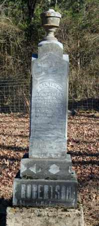 ROBERTSON, CALTON L. - Searcy County, Arkansas | CALTON L. ROBERTSON - Arkansas Gravestone Photos