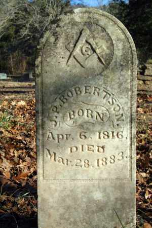 ROBERTSON, JOHN P. - Searcy County, Arkansas | JOHN P. ROBERTSON - Arkansas Gravestone Photos