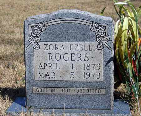 ROGERS, ZORA - Searcy County, Arkansas | ZORA ROGERS - Arkansas Gravestone Photos