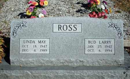 ROSS, BUD LARRY - Searcy County, Arkansas | BUD LARRY ROSS - Arkansas Gravestone Photos