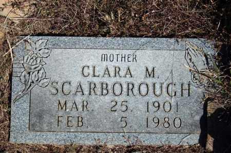 SCARBOROUGH, CLARA M. - Searcy County, Arkansas | CLARA M. SCARBOROUGH - Arkansas Gravestone Photos