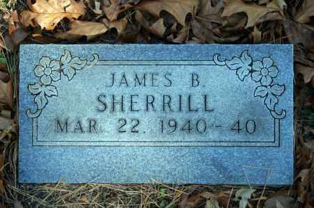 SHERRILL, JAMES B. - Searcy County, Arkansas   JAMES B. SHERRILL - Arkansas Gravestone Photos
