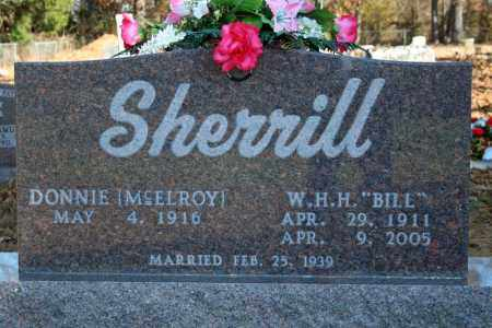 MCELROY SHERRILL, DONNIE - Searcy County, Arkansas | DONNIE MCELROY SHERRILL - Arkansas Gravestone Photos