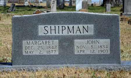 SHIPMAN, JOHN - Searcy County, Arkansas | JOHN SHIPMAN - Arkansas Gravestone Photos