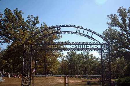 *SILVER HILL GATE,  - Searcy County, Arkansas |  *SILVER HILL GATE - Arkansas Gravestone Photos