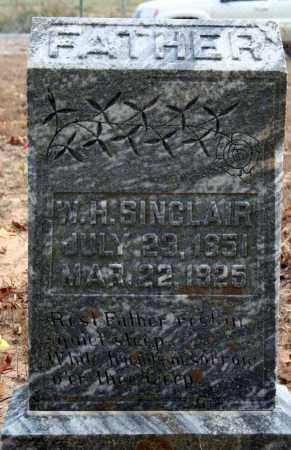 SINCLAIR, W. H. - Searcy County, Arkansas | W. H. SINCLAIR - Arkansas Gravestone Photos