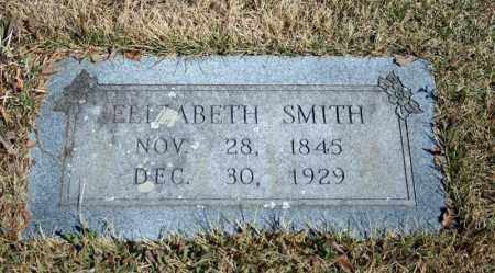 SMITH, ELIZABETH - Searcy County, Arkansas | ELIZABETH SMITH - Arkansas Gravestone Photos