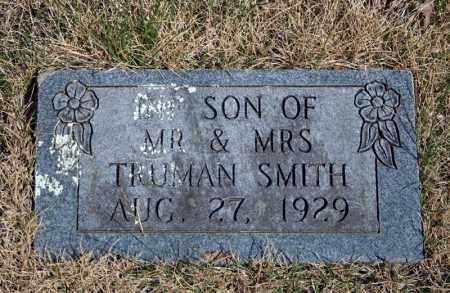 SMITH, INFANT SON - Searcy County, Arkansas | INFANT SON SMITH - Arkansas Gravestone Photos