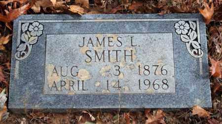 SMITH, JAMES L. - Searcy County, Arkansas   JAMES L. SMITH - Arkansas Gravestone Photos