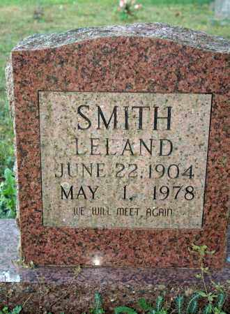 SMITH, LELAND - Searcy County, Arkansas | LELAND SMITH - Arkansas Gravestone Photos