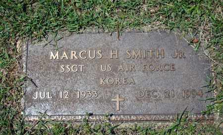SMITH, JR (VETERAN KOR), MARCUS H - Searcy County, Arkansas | MARCUS H SMITH, JR (VETERAN KOR) - Arkansas Gravestone Photos