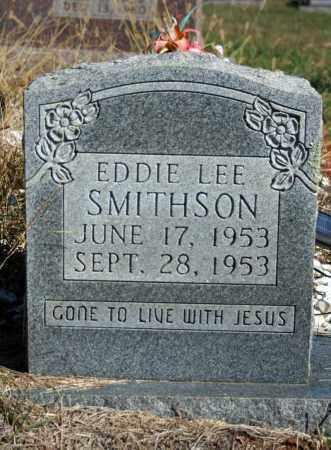 SMITHSON, EDDIE LEE - Searcy County, Arkansas | EDDIE LEE SMITHSON - Arkansas Gravestone Photos
