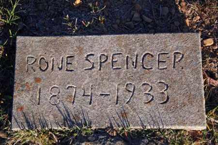 SPENCER, RONE - Searcy County, Arkansas | RONE SPENCER - Arkansas Gravestone Photos