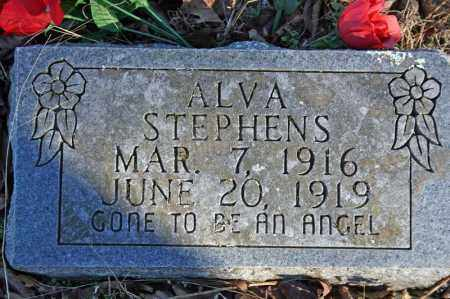 STEPHENS, ALVA - Searcy County, Arkansas | ALVA STEPHENS - Arkansas Gravestone Photos