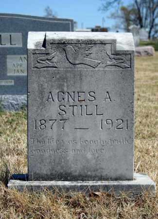 STILL, ANGES A. - Searcy County, Arkansas | ANGES A. STILL - Arkansas Gravestone Photos
