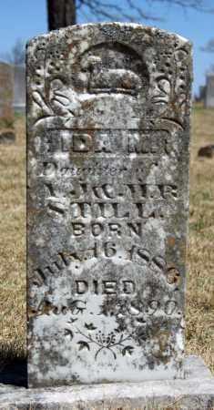 STILL, IDA M. - Searcy County, Arkansas | IDA M. STILL - Arkansas Gravestone Photos