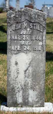 STILL, JOHN M. - Searcy County, Arkansas | JOHN M. STILL - Arkansas Gravestone Photos